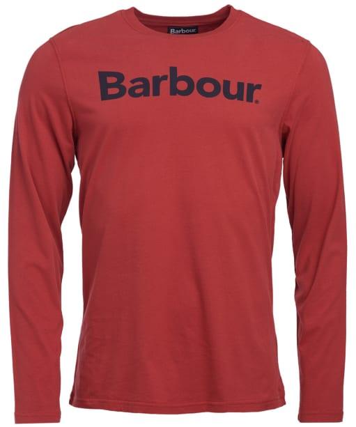 Men's Barbour Roanoake Tee - Iron Ore