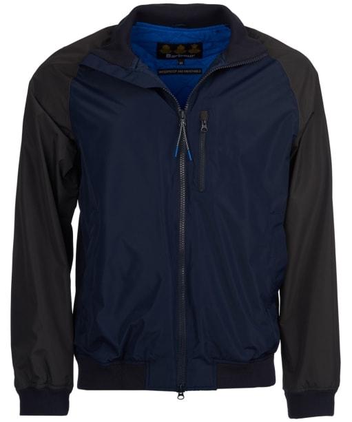 Men's Barbour Swell Jacket - Navy