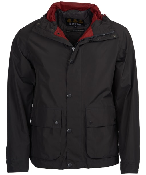 Men's Barbour Gunwale Jacket - Ash Grey