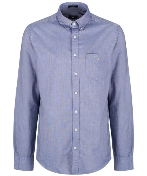 Men's Gant Regular Oxford Shirt - Persian Blue
