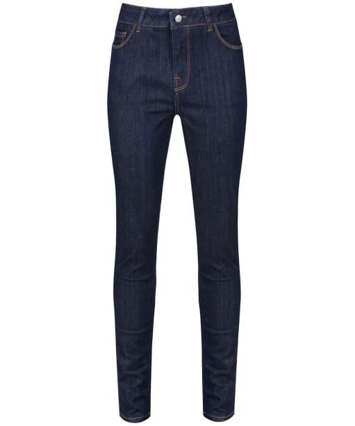 Women's Crew Clothing True Skinny Jeans - Dark Indigo