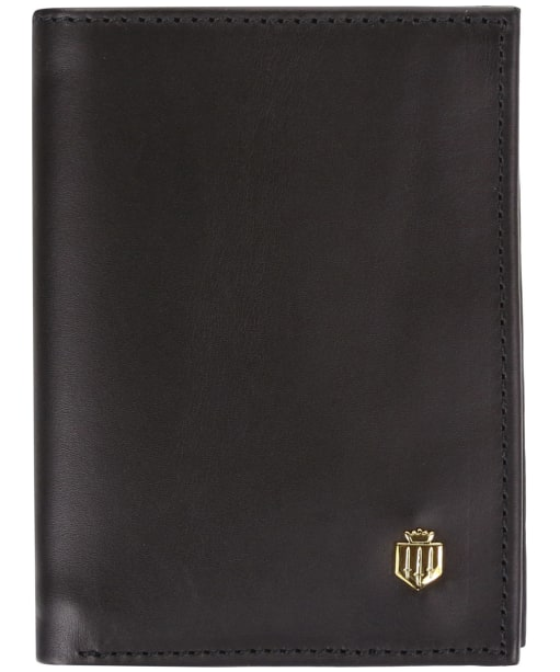 Men's Fairfax & Favor Walpole Wallet - Black Leather