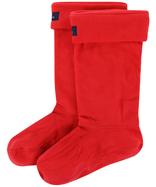 Women's Joules Welton Welly Socks - Red