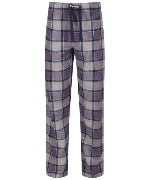 Men's Barbour Tartan Pyjama Bottoms - Modern Tartan