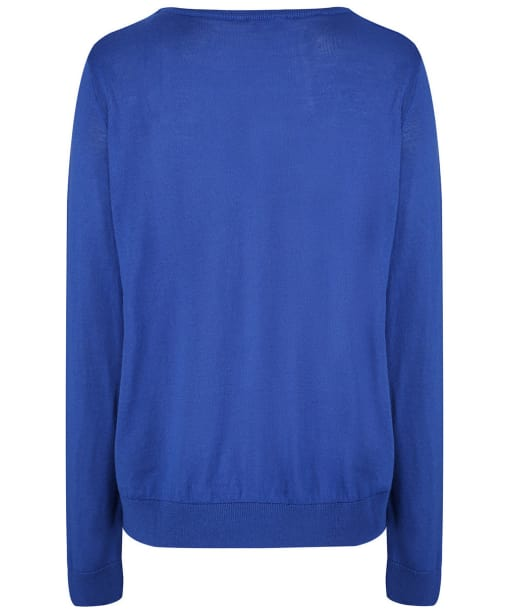 Women's Aigle Acalis Sweater - Ink BLue