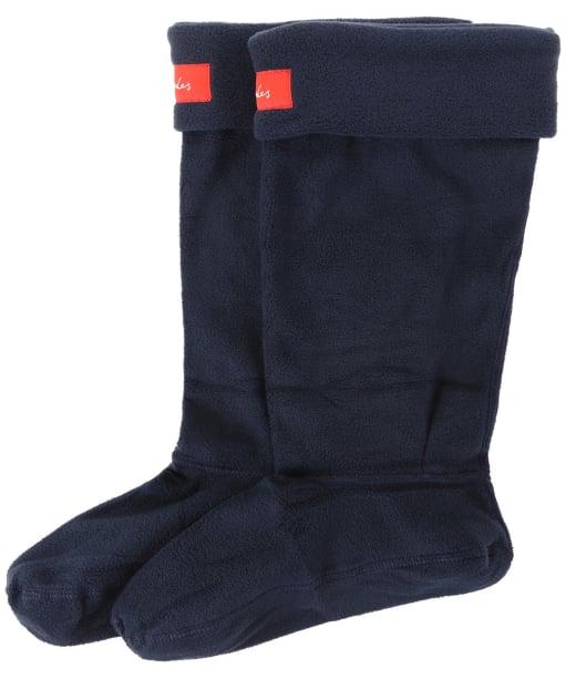 Women's Joules Welton Welly Socks - Marine Navy