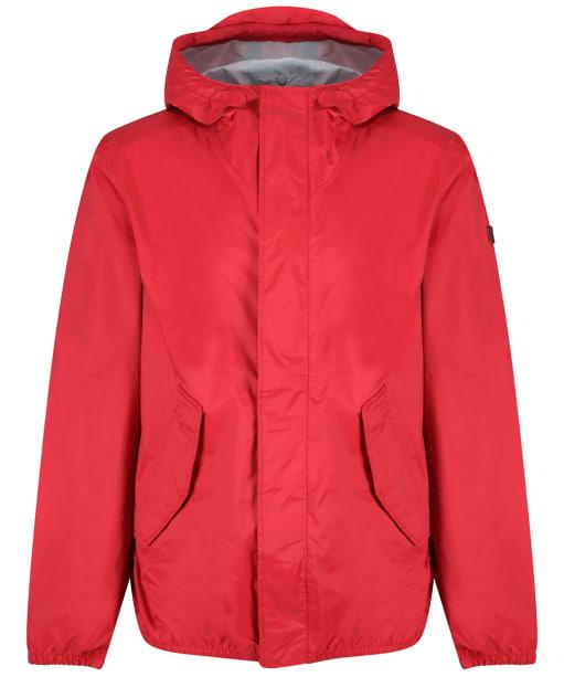 Men's Aigle Travelpack Raincoat - Sumac Plant