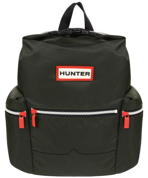 Hunter Original Nylon Mini Backpack - Dark Olive