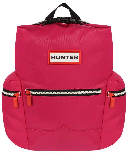Hunter Original Nylon Mini Backpack - Bright Pink