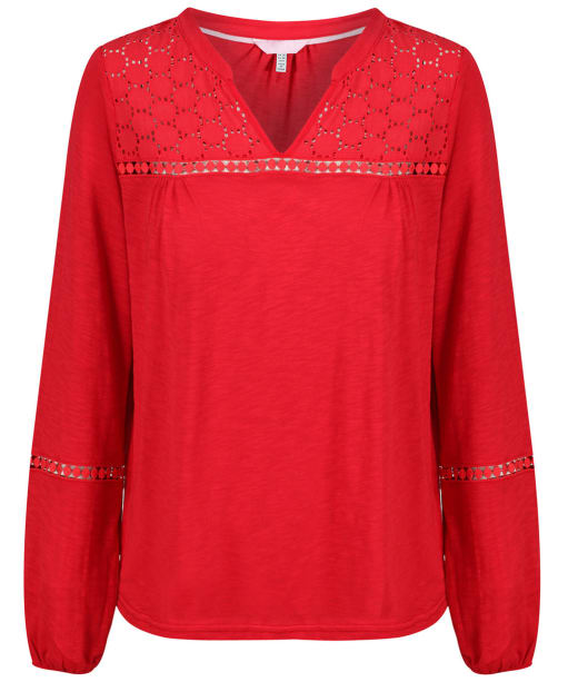 Women's Joules Dolly Top - Red