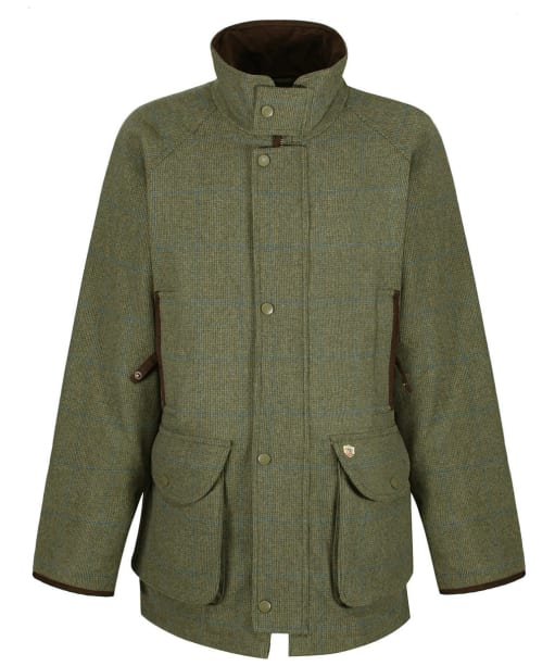 Men's Alan Paine Combrook Waterproof Coat - Lagoon