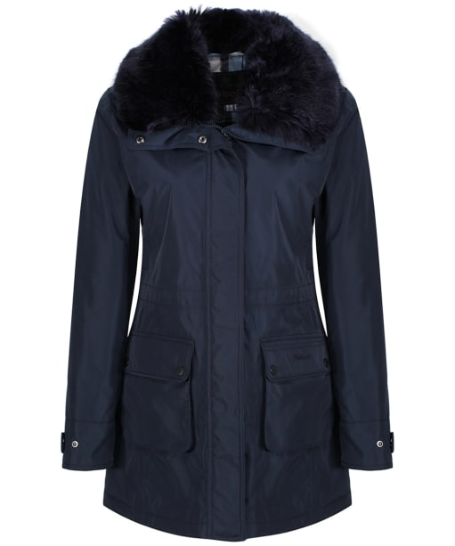 Women's Barbour Carron Jacket - Navy