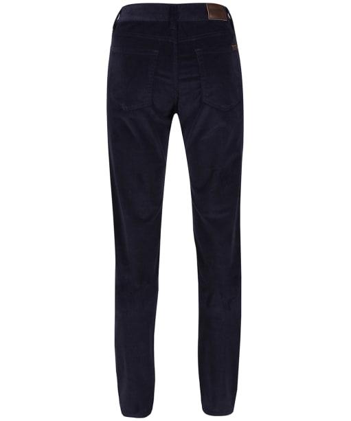 Women's Schoffel Cheltenham Cord Trousers - Navy