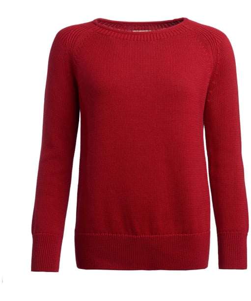 Women's Barbour Partner Exclusive Hyde Sweater - Red