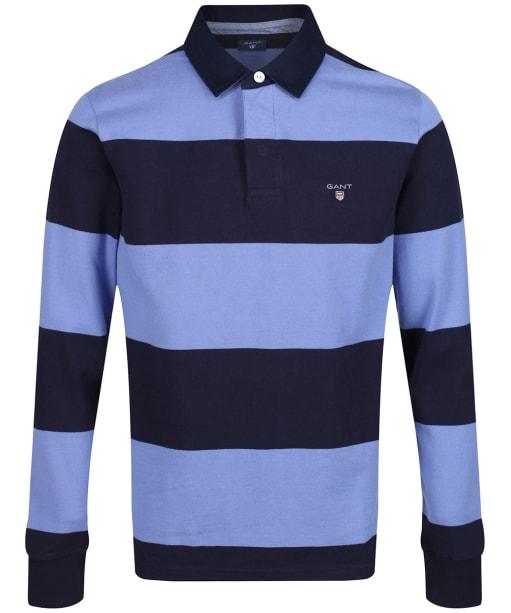 Men's GANT Original Rugger Polo Shirt - Periwinkle Blue