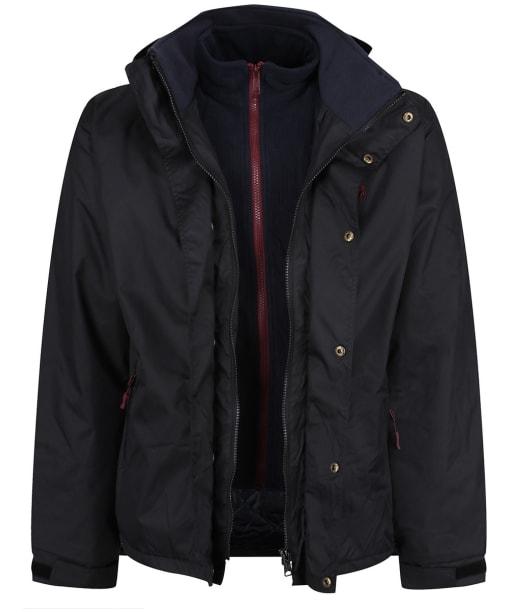 Men's Jack Murphy Mark Waterproof Jacket - Pitch Black