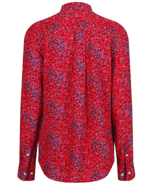 Women's GANT Snowdrop Shirt Blouse - Red