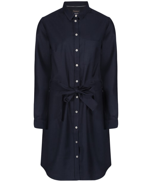 Women's Barbour Varlesay Dress - Navy