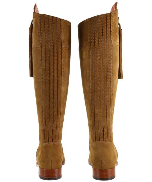 Women's Fairfax & Favor Sporting Fit Regina Boots - Tan Suede