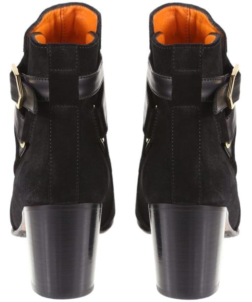 Women's Fairfax & Favor Kensington Boots - Black Suede