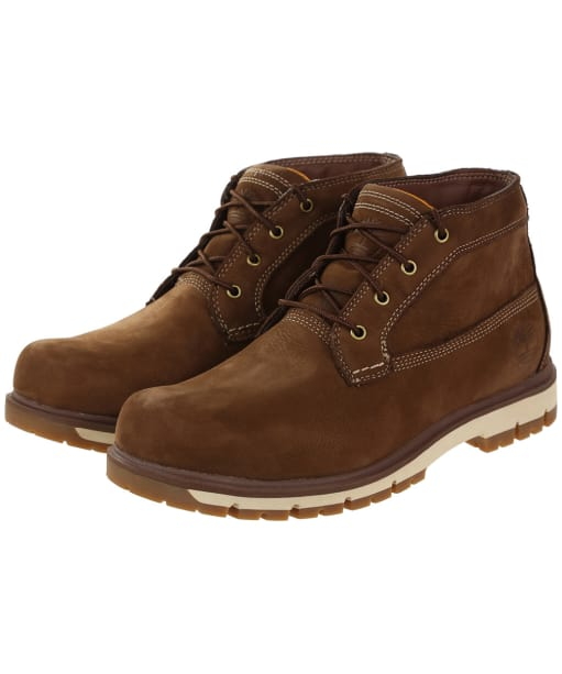 Men's Timberland Radford Waterproof Chukka Boots - Potting Soil