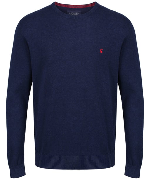 Men's Joules Jarvis Jumper - French Navy Marl