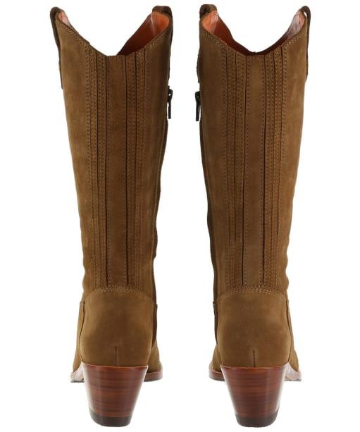 Women's Fairfax & Favor Rockingham Boots - Tan Suede