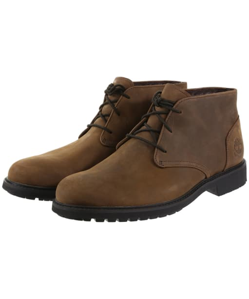 Men's Timberland Stormbuck Chukka Boots - Dark Brown