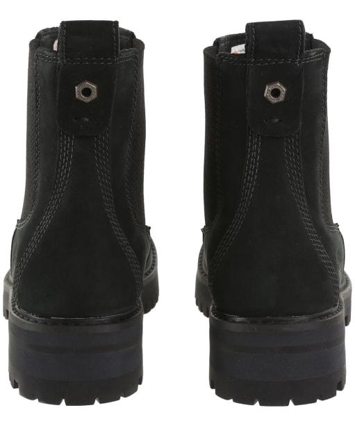 Women's Timberland Courmayeur Valley Chelsea Boots - Jet Black