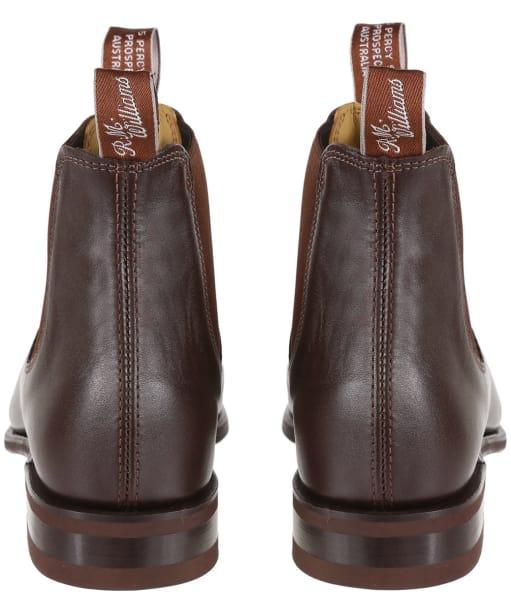 Men's R.M. Williams Comfort Turnout Boots - G Fit - Chestnut