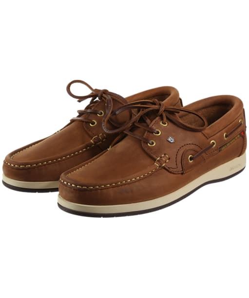 Men's Dubarry Commodore ExtraLight® Deck Shoes - Chestnut