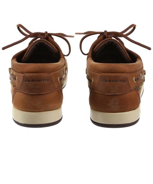 Men's Dubarry Commodore ExtraLight® Deck Shoes - Chestnut