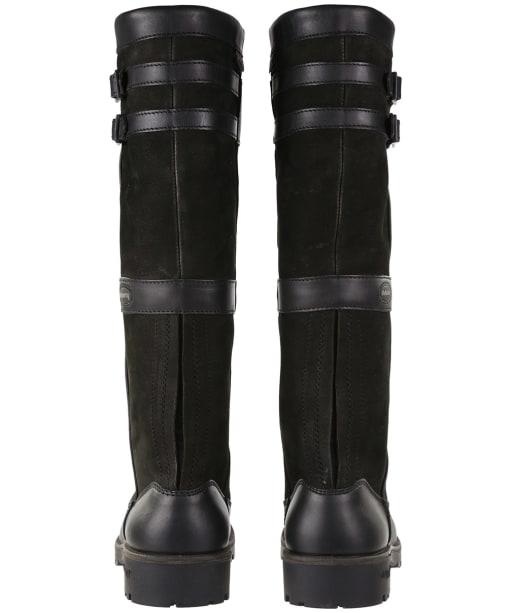 Women's Dubarry Longford Leather Boots - Black