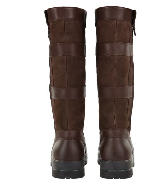 Dubarry Wexford Leather Boots - Java