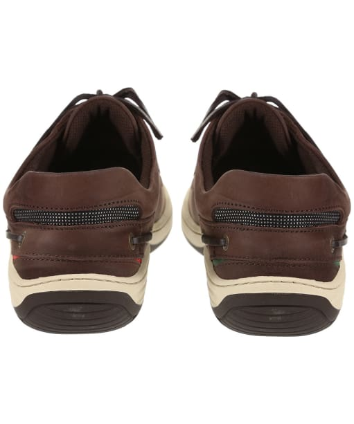 Men's Dubarry Navigator Deck Shoes - Old Rum