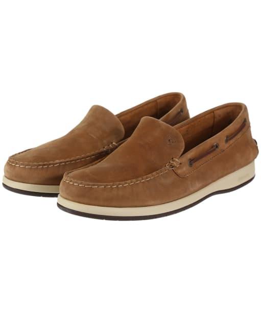 Men's Dubarry Marco ExtraLight® Deck Shoes - Chestnut