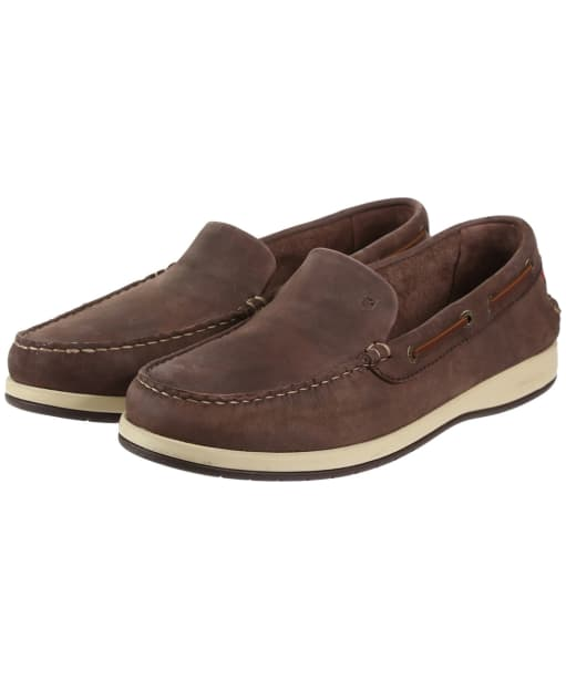 Men's Dubarry Marco ExtraLight® Deck Shoes - Donkey Brown