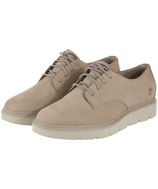Women's Timberland Kenniston Lace-Up Oxford Shoes - Pure Cashmere