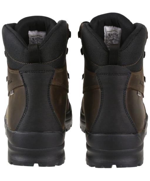 Aigle Laforse MTD® Boots - Dark Brown