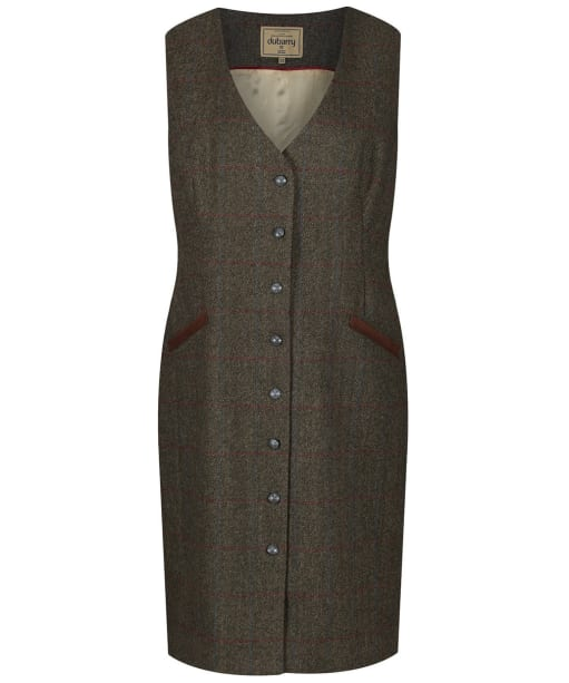 Women's Dubarry Larkhill Tweed Dress - Moss