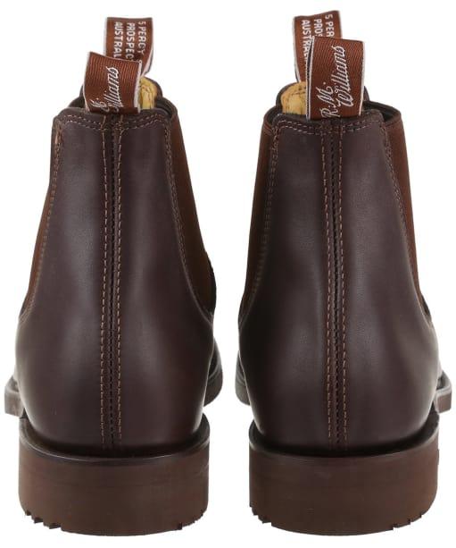 Men's RM Williams Gardener Boots - H fit - Brown