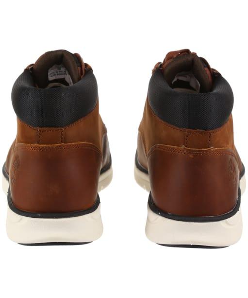 Men's Timberland Bradstreet Chukka Boots - Red Brown FG
