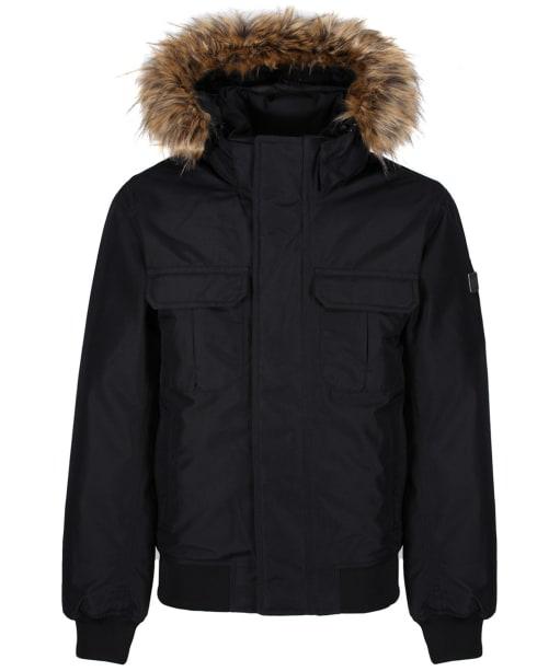 Men's Aigle Rockyfield MTD® Waterproof Jacket - Black
