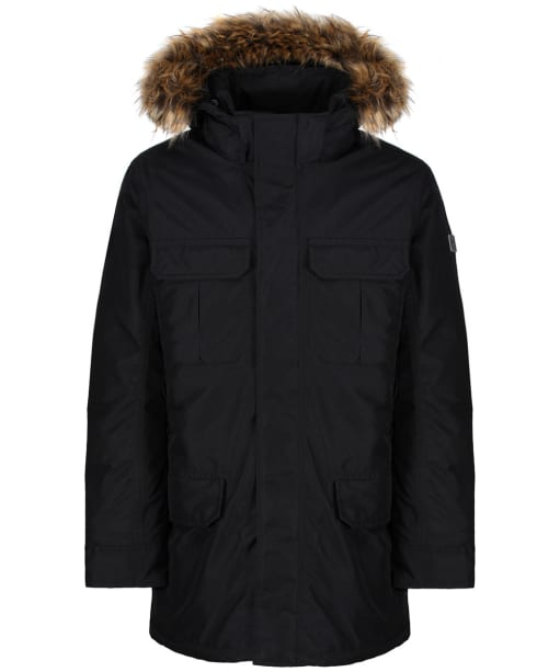 Men's Aigle Downtown MTD® Waterproof Jacket - Black