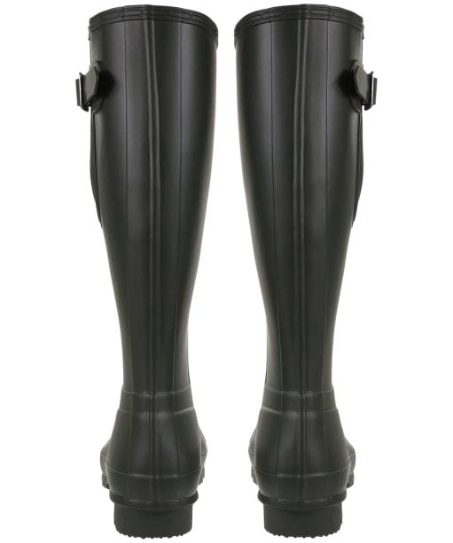 Men's Hunter Original Side Adjustable Wellington Boots - Dark Olive