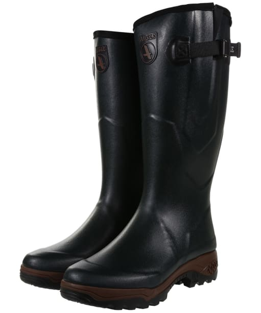 Men's Aigle Parcours® 2 Outlast® Wellington Boots - Bronze