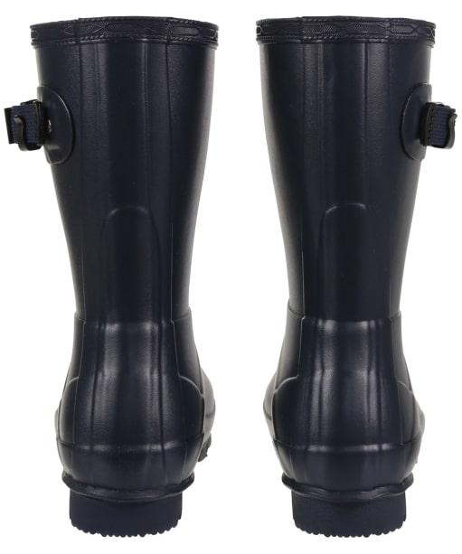 Women's Hunter Norris Field Short Wellington Boots - Navy