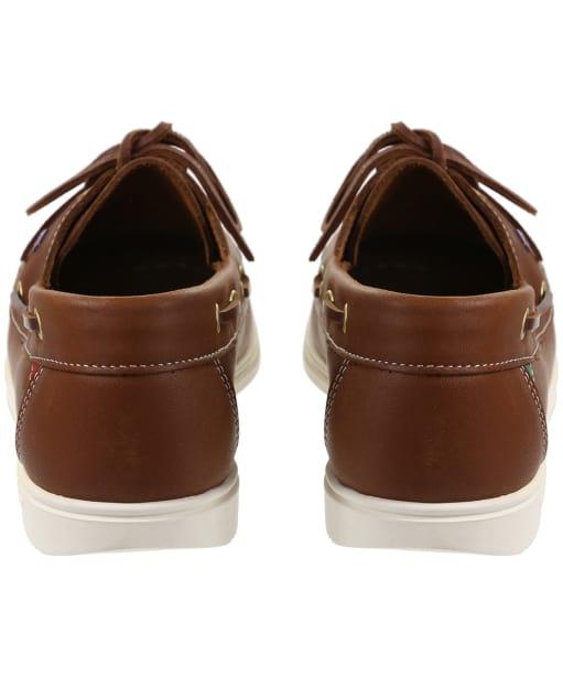 Dubarry Admirals Deck Shoes - Brown