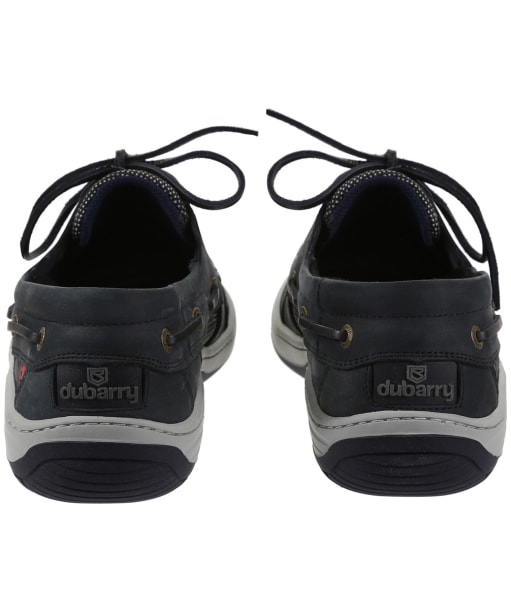 Men's Dubarry Regatta Boat Shoes - Navy