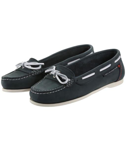 Women's Dubarry Fiji Deck Shoe - Denim